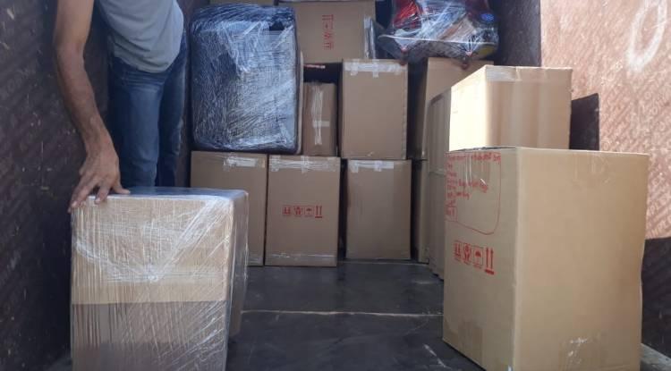 شركة نجمة الابيض نقل اثاث